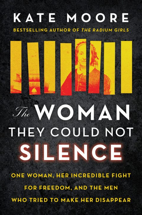 One of our recommended books is The Woman They Could Not Silence by Kate Moore