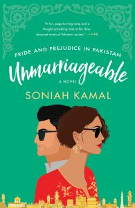 One of our recommended books is Unmarriageable by Soniah Kamal