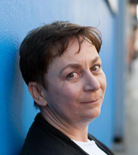 Anne Enright is the author of Actress, Photo by Hugh Chaloner