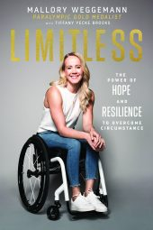 One of our recommended books is Limitless by Mallory Weggemann