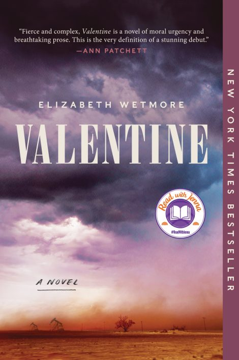 One of our recommended books is Valentine by Elizabeth Wetmore