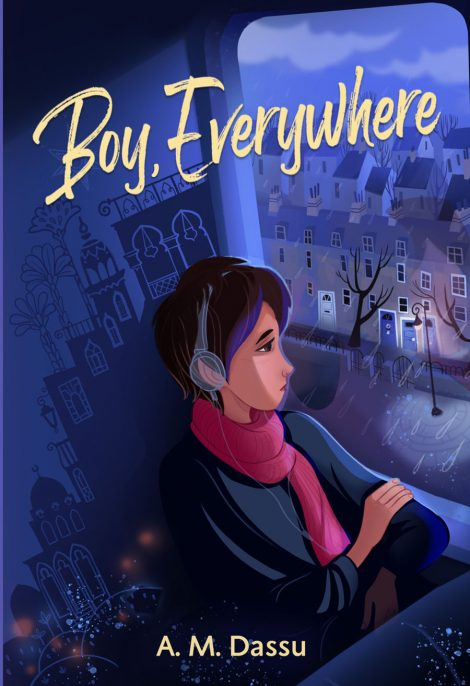 One of our recommended books is Boy, Everywhere by A. M. Dassu