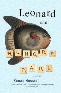 Leonard and Hungry Paul by Ronan Hession
