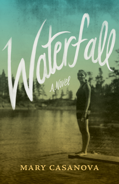 One of our recommended books is Waterfall by Mary Casanova