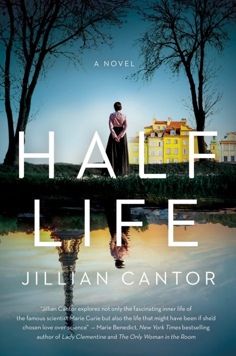 One of our recommended books is Half Life by Jillian Cantor