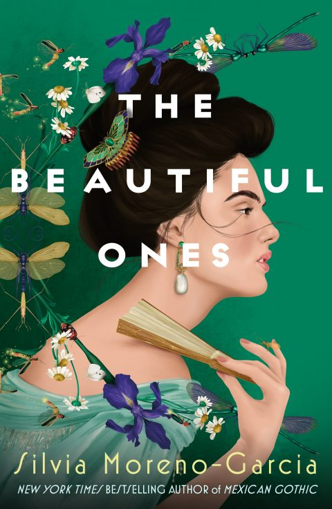 One of our recommended books is The Beautiful Ones by Silvia Moreno-Garcia