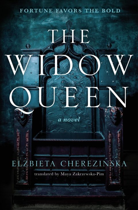 One of our recommended books is The Widow Queen by Elzbieta Cherezinska