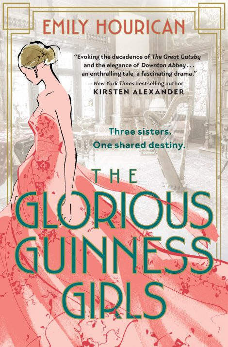 One of our recommended books is The Glorious Guinness Girls by Emily Hourican