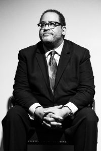 Michael Eric Dyson is the author of Tears We Cannot Stop