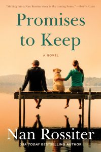 One of our recommended books is Promises to Keep by Nan Rossiter