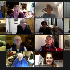 Our April 2021 Spotlight Group is the AAUW
