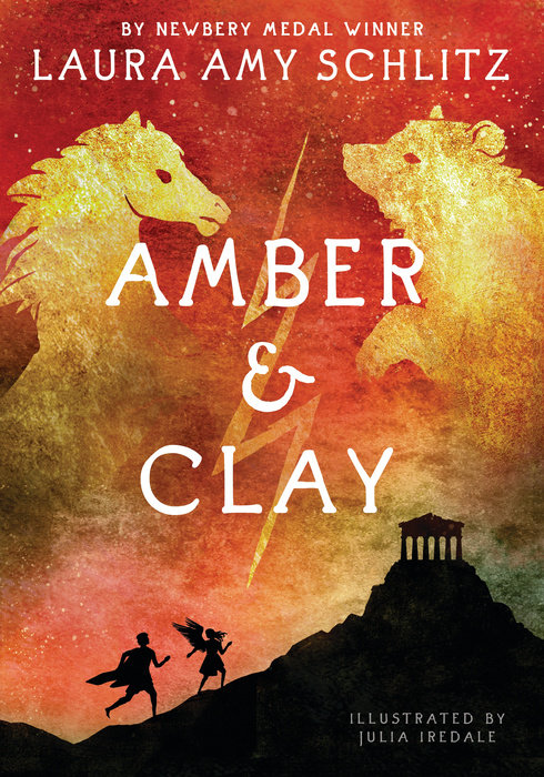 One of our recommended books is Amber and Clay by Laura Amy Schlitz