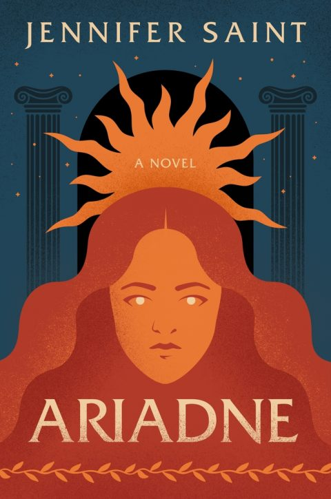 One of our recommended books is Ariadne by Jennifer Saint