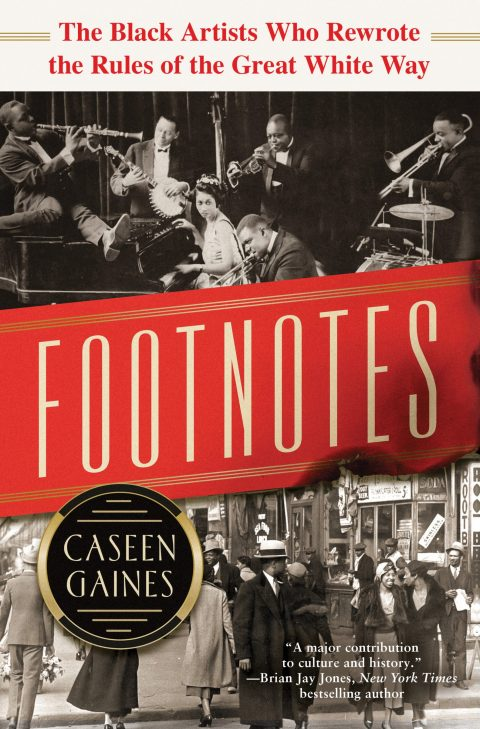 One of our recommended books is Footnotes by Caseen Gaines