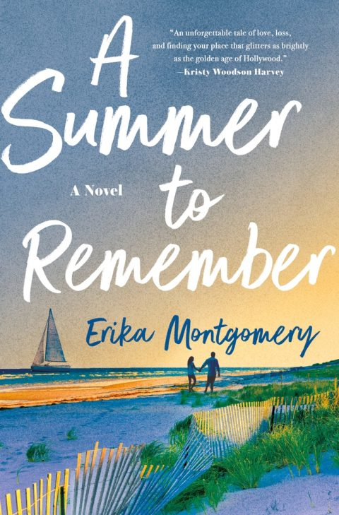 One of our recommended books is A Summer to Remember by Erika Montgomery