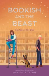One of our recommended books is Bookish and the Beast by Ashley Poston