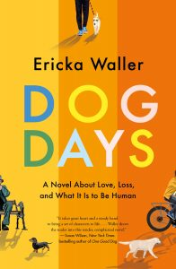 One of our recommended books is Dog Days by Ericka Waller
