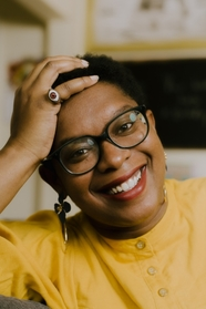 Ashley C. Ford is the author of Somebody's Daughter