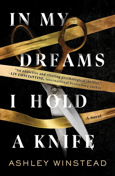 One of our recommended books is In My Dreams I Hold a Knife by Ashley Winstead