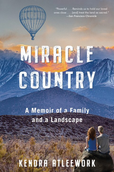 One of our recommended books is Miracle Country by Kendra Atleework