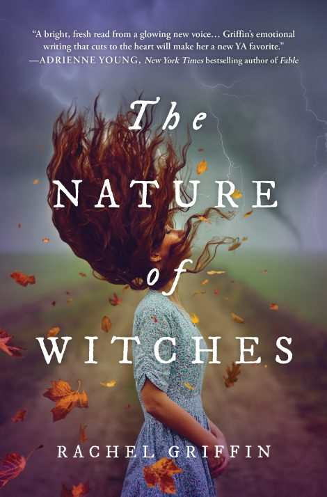 One of our recommended books is The Nature of Witches by Rachel Griffin