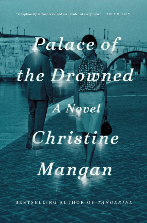 One of our recommended books is Palace of the Drowned by Christine Mangan