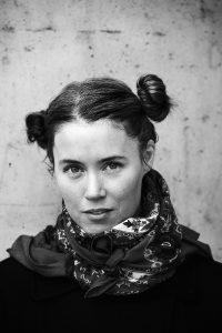 Linda Bostrom Knausgard is the author of October Child