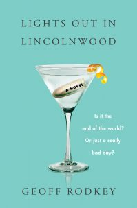 One of our recommended books is Lights Out in Lincolnwood by Geoff Rodkey