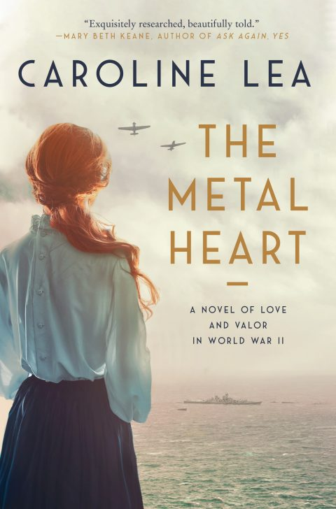 One of our recommended books is The Metal Heart by Caroline Lea