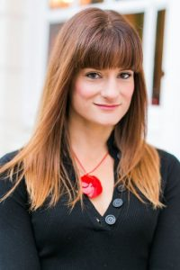 Caroline Lea is the author of The Metal Heart