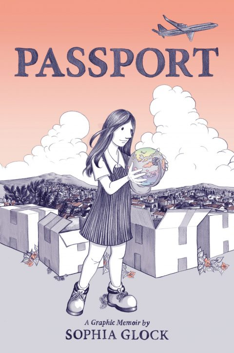 One of our recommended books is Passport by Sophia Glock