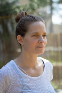 Petra Hulova is the author of The Movement