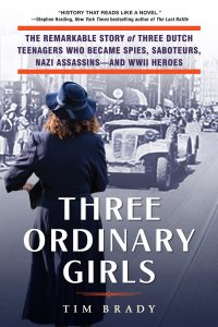 One of our recommended books is Three Ordinary Girls by Tim Brady