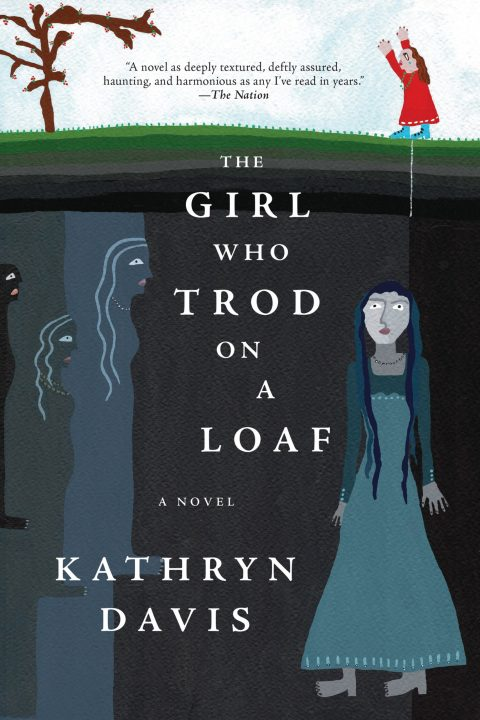 One of our recommended books is The Girl Who Trod on a Loaf