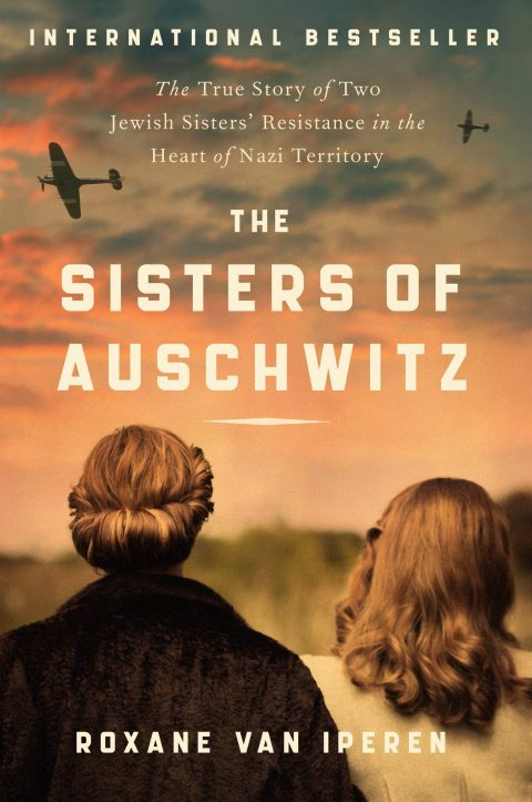 One of our recommended books is THE SISTERS OF AUSCHWITZ by ROXANE VAN IPEREN