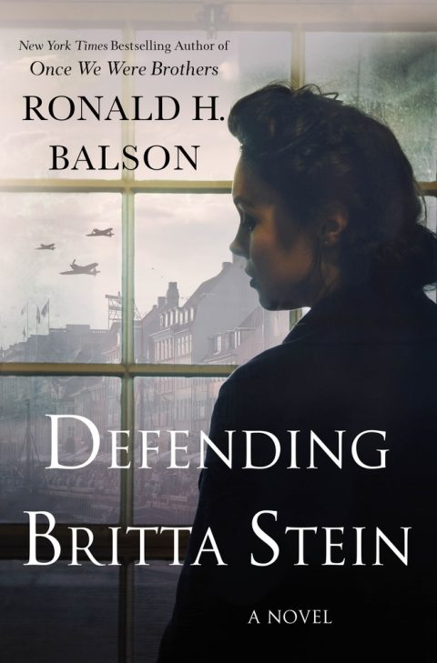 One of our recommended books is DEFENDING BRITTA STEIN by RONALD H. BALSON