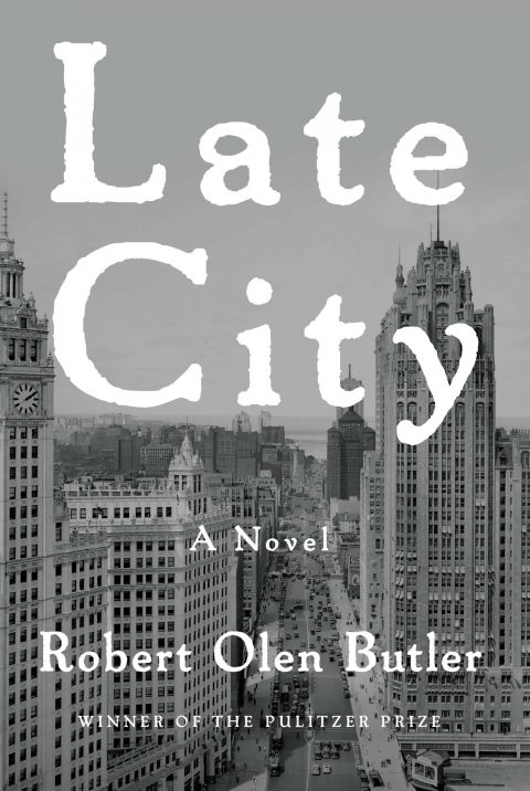 One of our recommended books is LATE CITY by ROBERT OLEN BUTLER