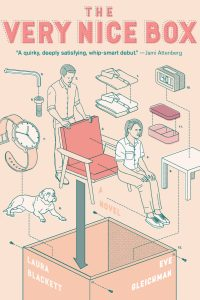 One of our recommended books is The Very Nice Box by Eve Gleichman and Laura Blackett