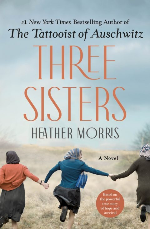 One of our recommended books is Three Sisters by Heather Morris