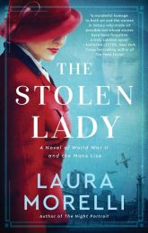 One of our recommended books is The Stolen Lady by Laura Morelli