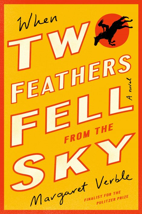 One of our recommended books is When Two Feathers Fell From the Sky by Margaret Verble