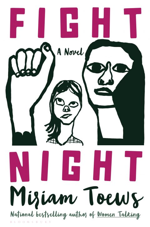 One of our recommended books is Fight Night by Miriam Toews