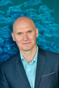 Anthony Doerr is the author of Cloud Cuckoo Land