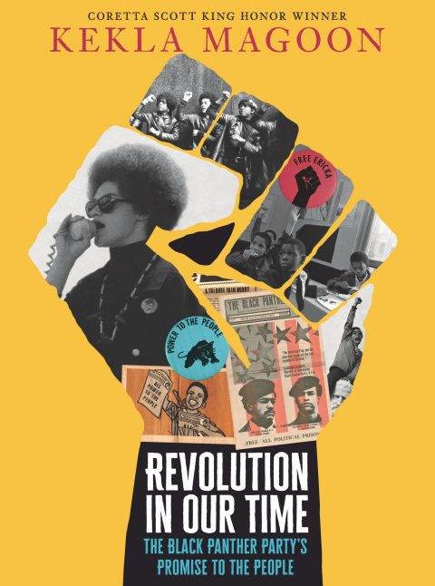One of our recommended books is Revolution in Our Time by Kekla Magoon