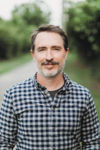 Wiley Cash is the author of When Ghosts Come Home