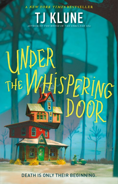 One of our recommended books is Under the Whispering Door by TJ Klune