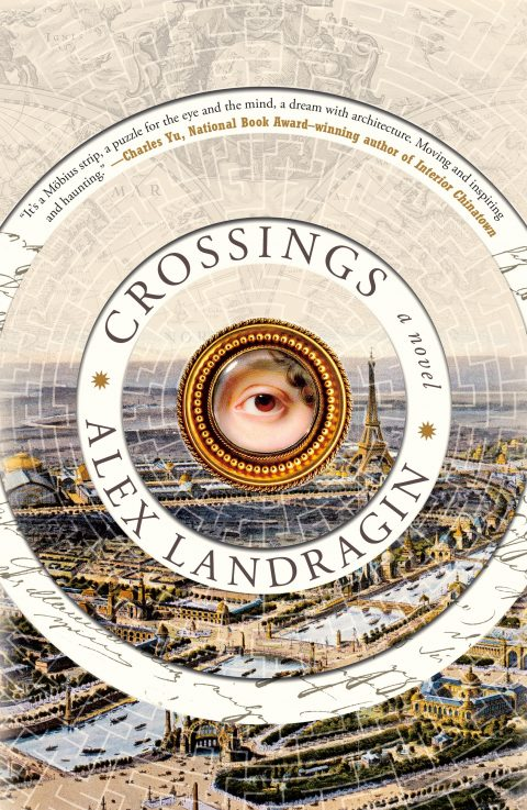 One of our recommended books is Crossings by Alex Landragin