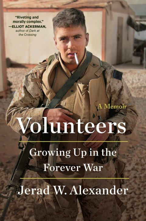 One of our recommended books is Volunteers by Jerad W. Alexander