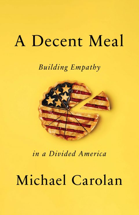 One of our recommended books is A Decent Meal by Michael Carolan