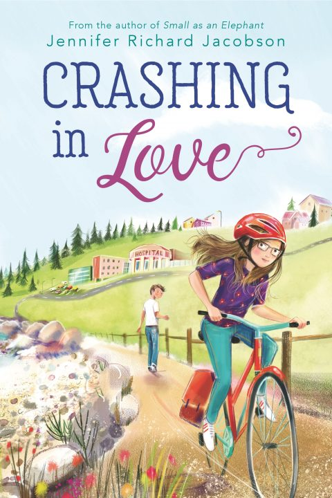 One of our recommended books is Crashing in Love by Jennifer Richard Jacobson